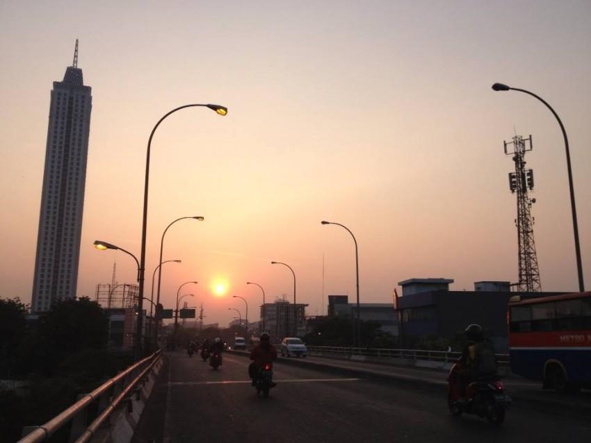 Kota Jakarta Foto:riverpost.id